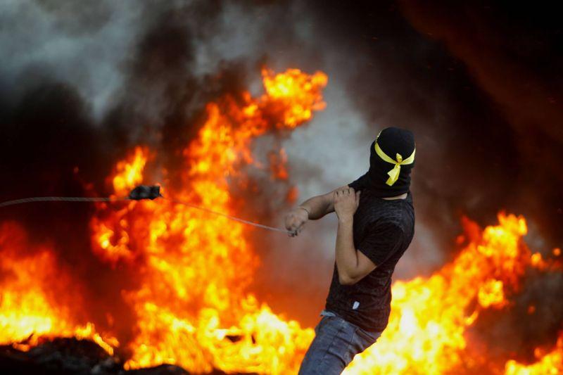 Le conflit israélo-palestinien s'étend à la Cisjordanie