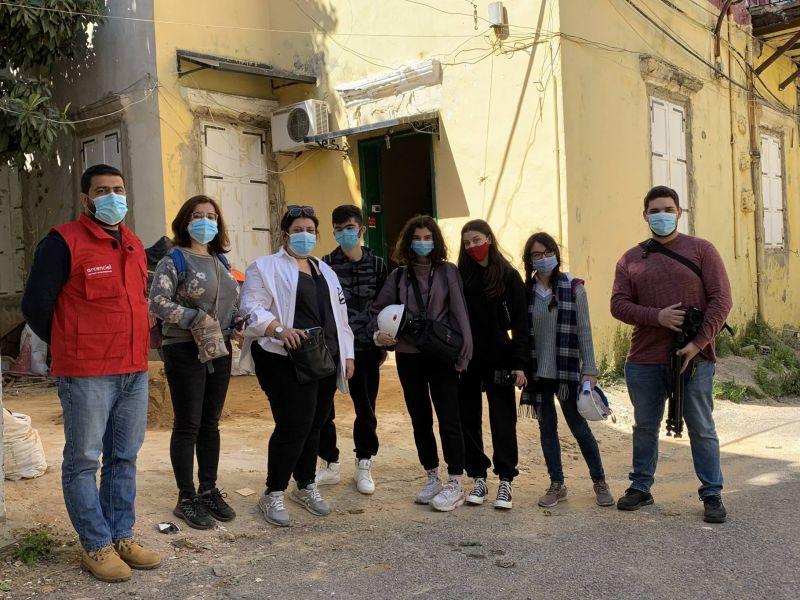 Avec leur film «Beirut Will Rise», des élèves honorent Beyrouth à l'international