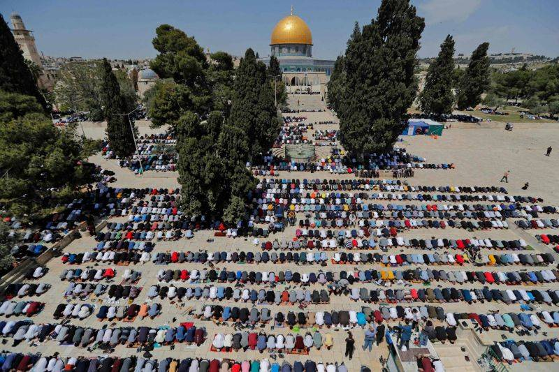 Palestine-Israël: cinq histoires en une