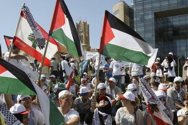 Au Liban, la cause palestinienne fait ressurgir les démons d'hier