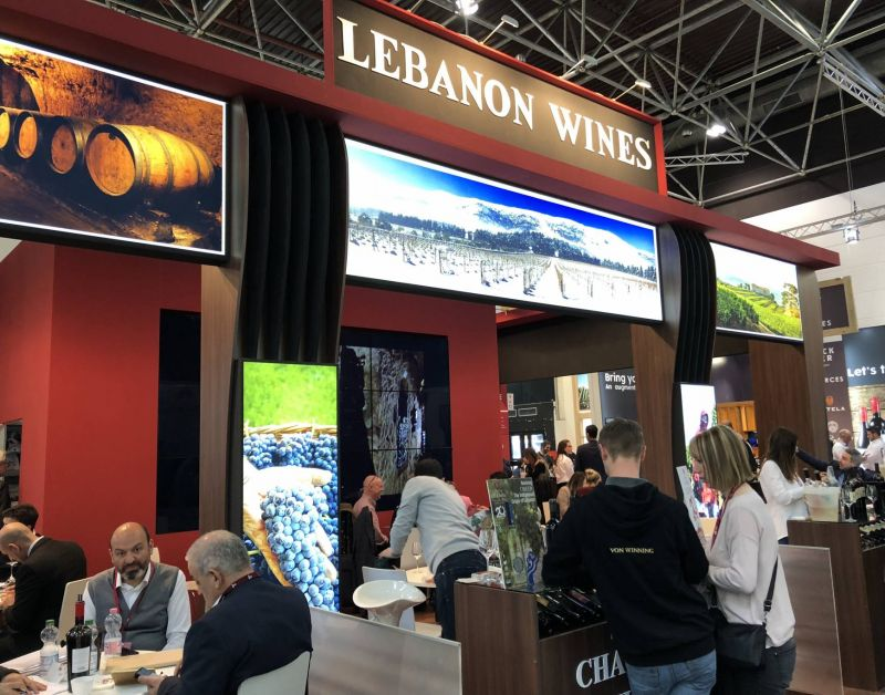 Le Liban engagé dans un projet européen alliant viticulture et environnement