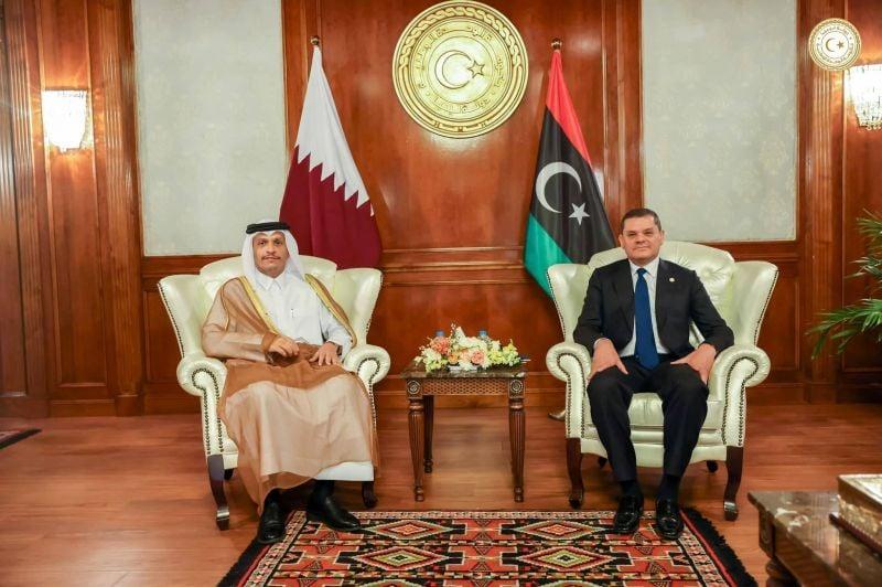 Une délégation qatarie en Libye pour