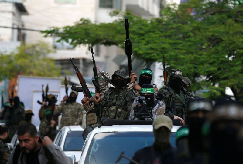 Pour le Hamas, le sentiment d'une