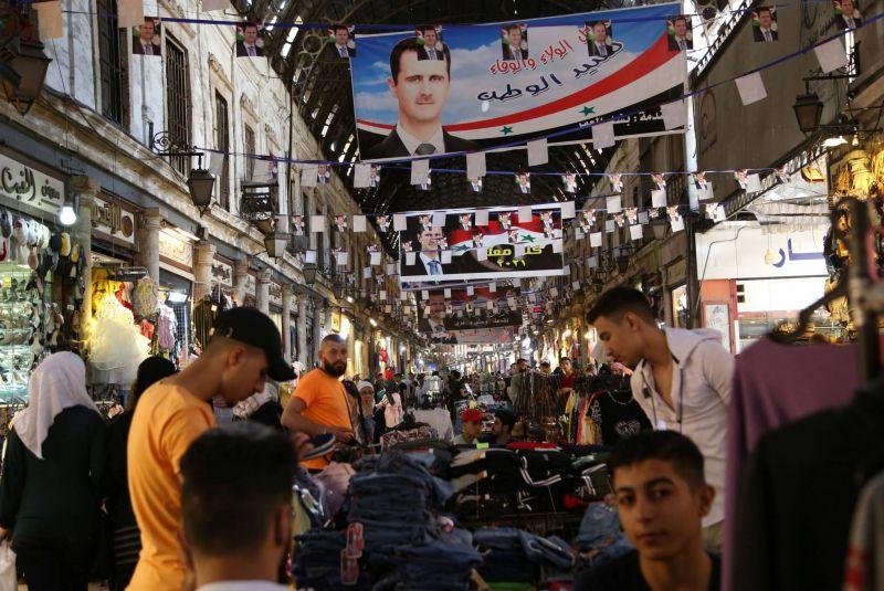 En Assadistan, au nom du père et du fils...