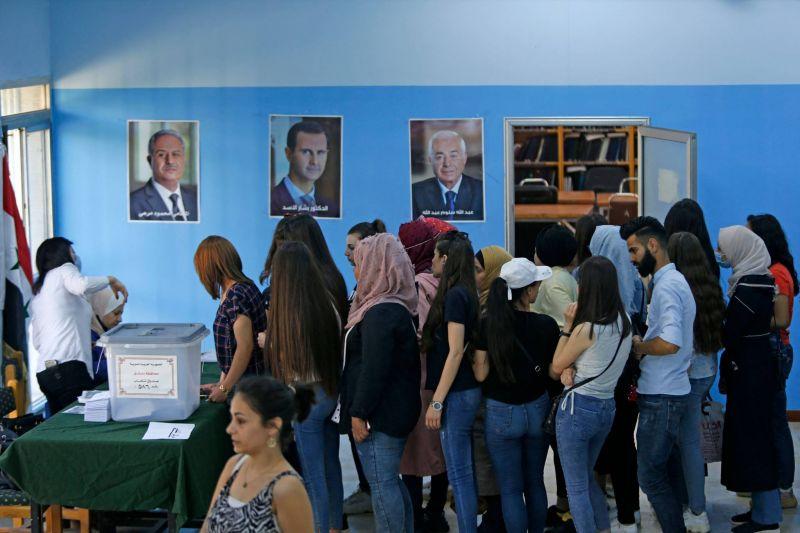 Présidentielle sans suspense pour un 4e mandat d'Assad