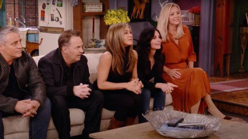 L'émission spéciale de «Friends», souvenir d'une télé comme on n'en fait plus