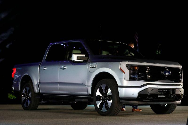 Ford mise encore plus gros sur les véhicules électriques