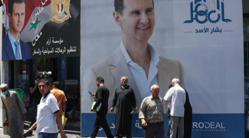 La Grèce et Chypre se prépareraient à rouvrir leurs ambassades à Damas