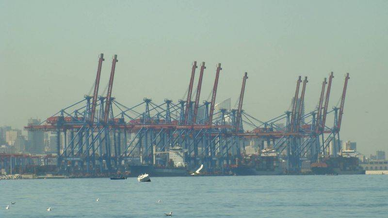 Le port de Beyrouth désormais alimenté en courant 24h/24