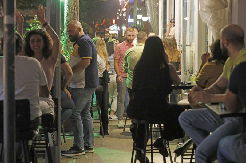 In Beirut's disaster-stricken neighborhoods, nightlife (almost) gets its rhythm back