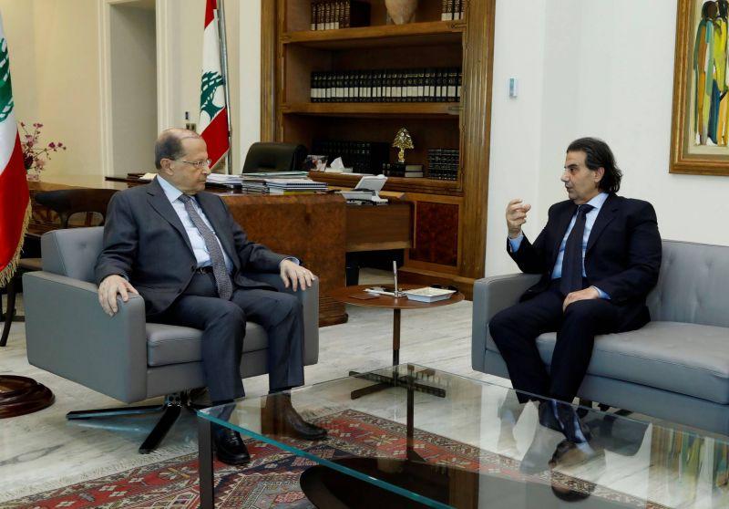 Samir Sfeir de retour à Beyrouth après des semaines de détention à Riyad : Le président Aoun m'a sauvé