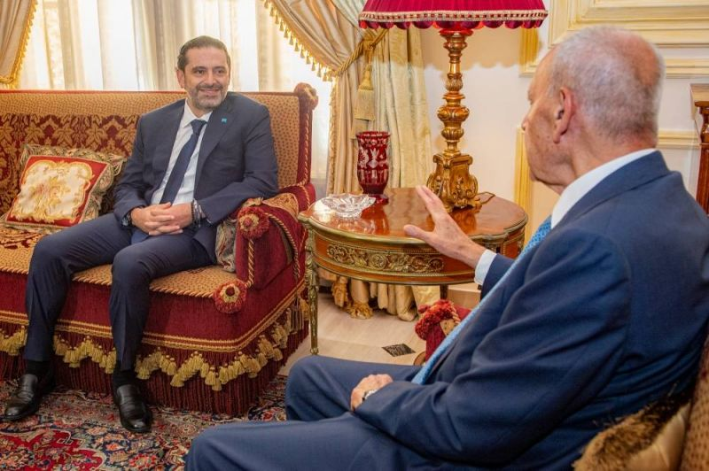 Hariri's return sets the cabinet formation wheels back in motion