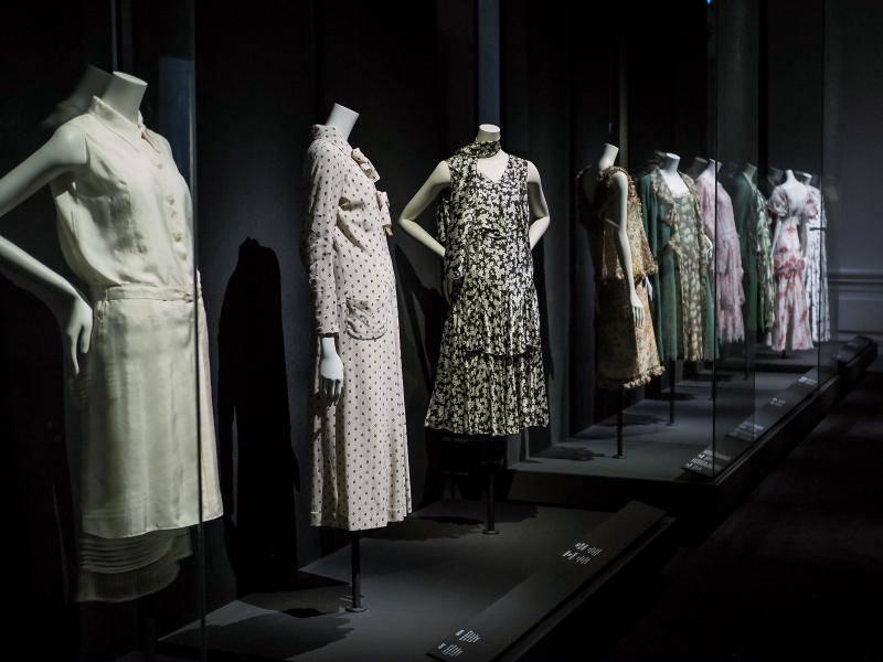 Au musée après la pandémie: Chanel et Dior