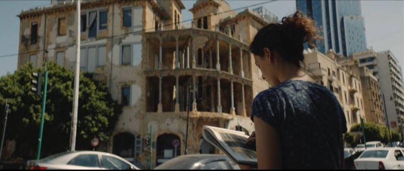 Maria Ivanova Surae: J'ai deux amours, le cinéma et le Liban