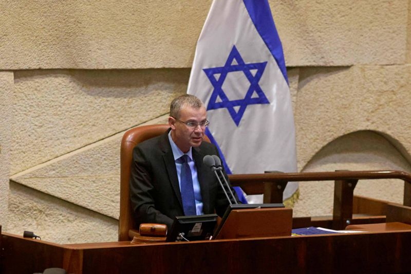 Le vote de confiance du gouvernement anti-Netanyahu fixé à dimanche