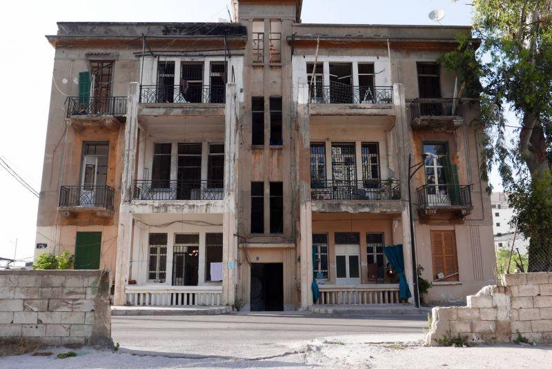 À quelques encablures du port, se trouvait la maison du bonheur de Nada Jezzini