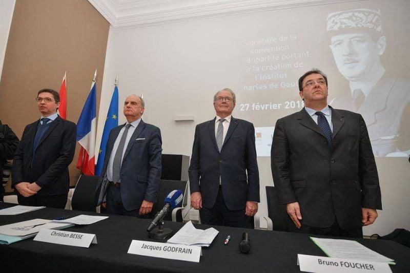 L'Institut Charles de Gaulle reprend ses activités à Beyrouth