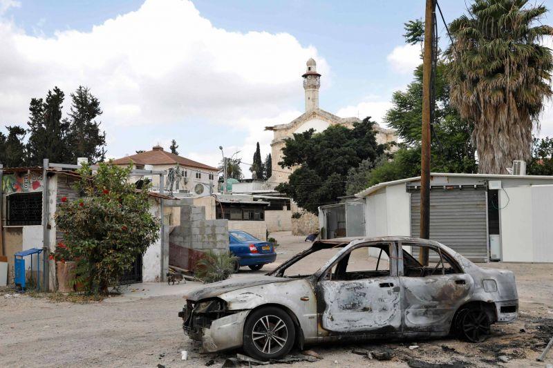 Des appels à «vivre ensemble» après les violences dans la ville judéo-arabe de Lod