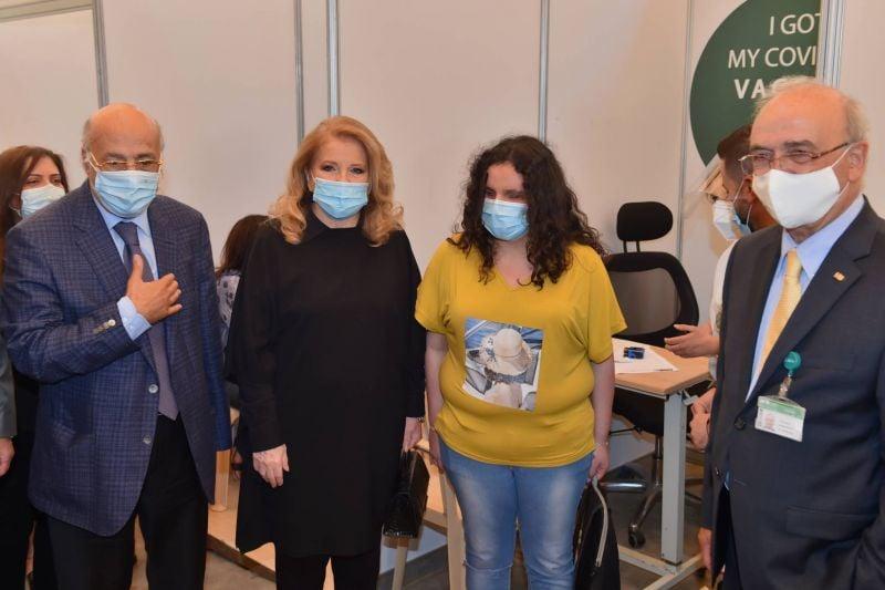 La Fondation al-Walid ben Talal lance la vaccination auprès de plusieurs ONG
