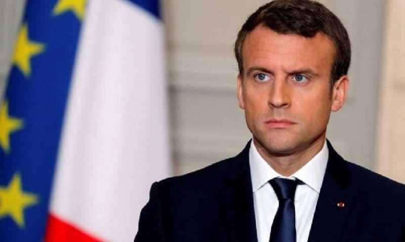Macron évoque une aide «sous contrainte internationale»