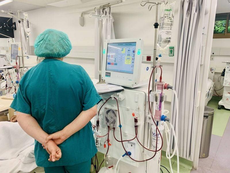 «Ne plus pouvoir faire de dialyse, c'est le signe de la fin de la société»