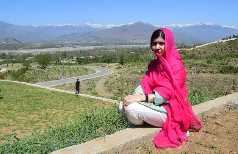 Un religieux extrémiste emprisonné pour menaces contre Malala Yousafzai