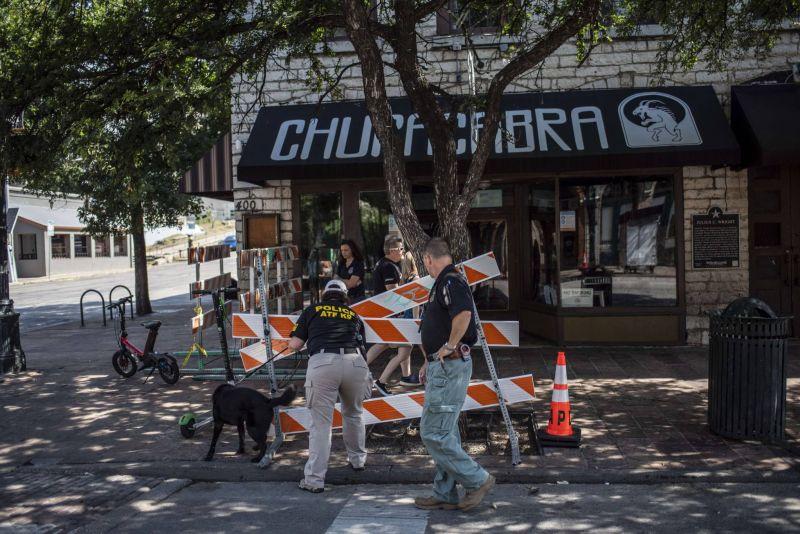 Quatorze blessés dans une fusillade à Austin, au Texas