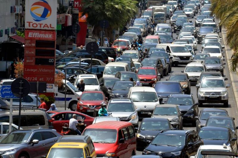Shortages of basic goods are wreaking havoc on daily life in Lebanon