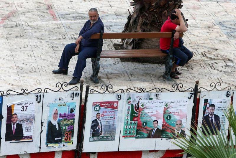 Les Algériens ont voté aux premières législatives depuis la contestation
