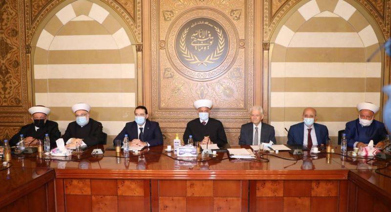 Le Conseil islamique chérié soutient Hariri et refuse