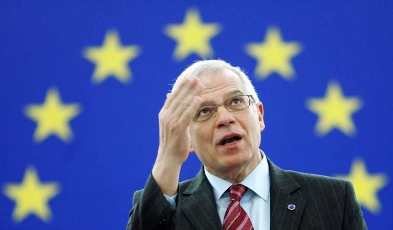 L'UE envisage quatre critères, dont la corruption et l'obstruction politique