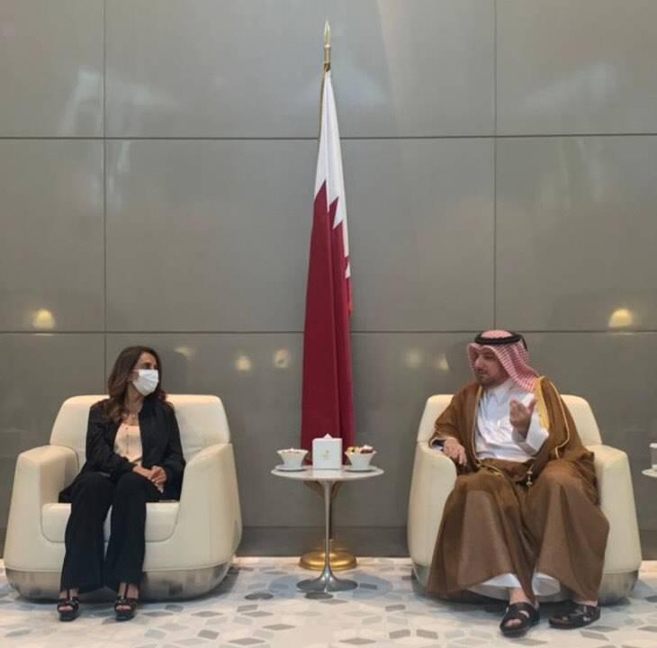 Acar à Doha pour assister à une réunion des ministres arabes des AE