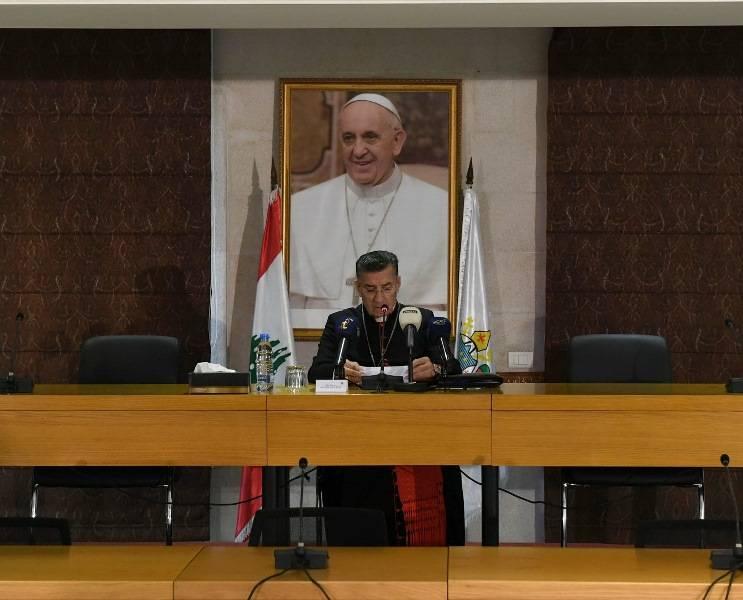 Le synode de l'Église maronite rattrapé par les crises sociale et politique