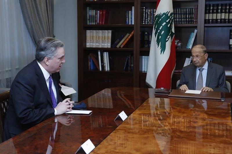 Desrocher au Liban, Beyrouth lâche du lest