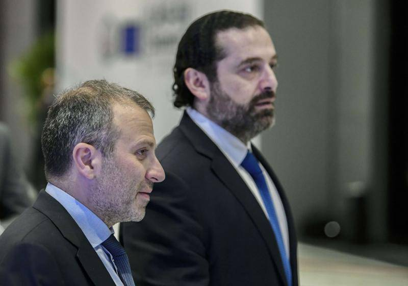 Hariri and Bassil, for better or for worse