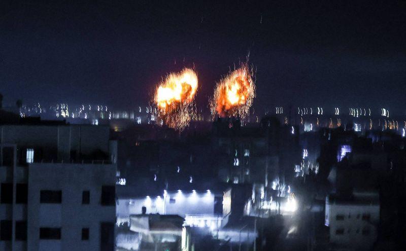 Des échanges de tirs entre Israël et le Hamas rompent la trêve à Gaza