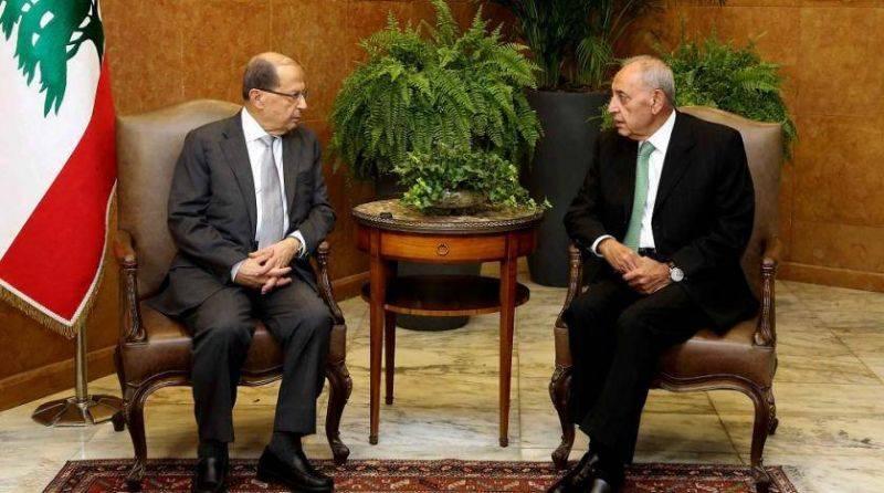 Berry isole un peu plus Aoun...