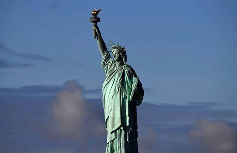 La  «petite sœur» de la statue de la Liberté réécrit l'amitié franco-américaine