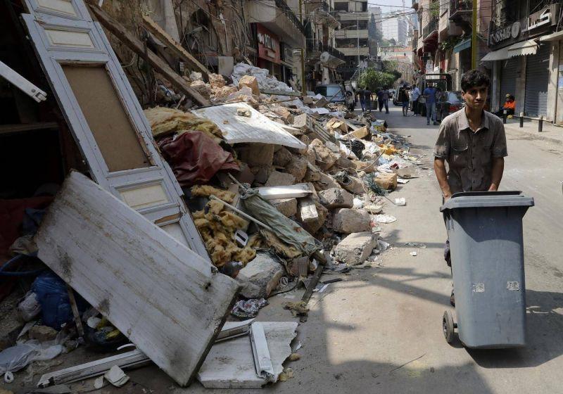 Au Liban, l'aide internationale amputée par les conversions en banque