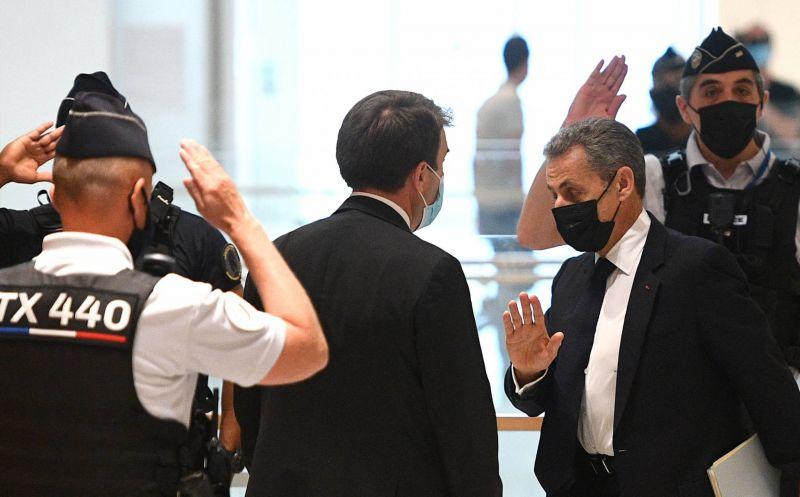 Affaire Bygmalion: six mois de prison ferme requis contre Sarkozy