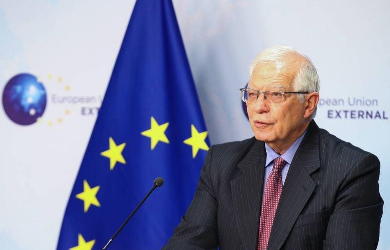 Borrell demain à Beyrouth pour «transmettre des messages-clés» aux dirigeants