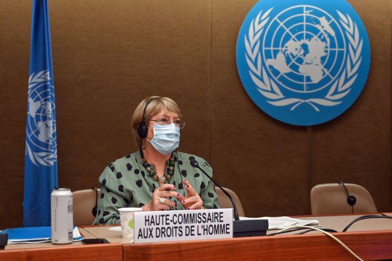 Bachelet dénonce «les plus vastes et les plus sévères» reculs des droits humains qu'elle ait jamais vus