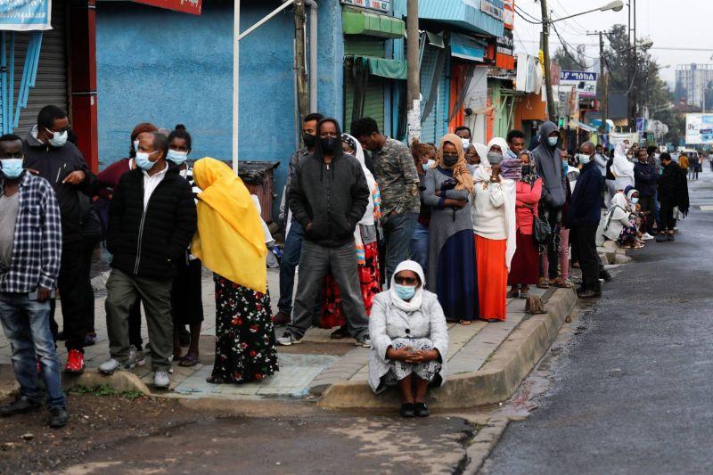 Les Éthiopiens aux urnes sur fond de famine au Tigré