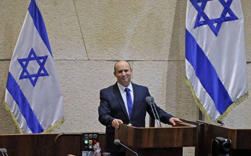 Un gouvernement entre en fonction, le premier sans Netanyahu en 12 ans