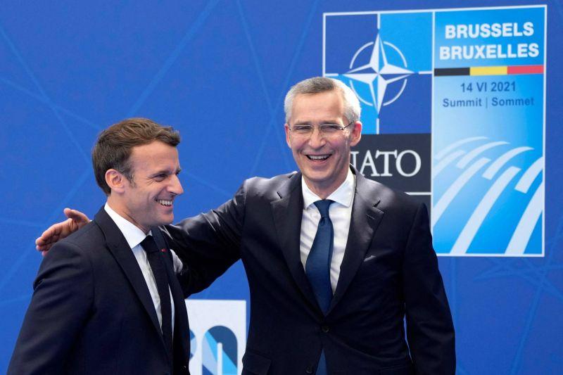 L'OTAN serre les rangs face à Pékin et Moscou