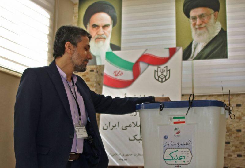 Des Iraniens votent au Liban