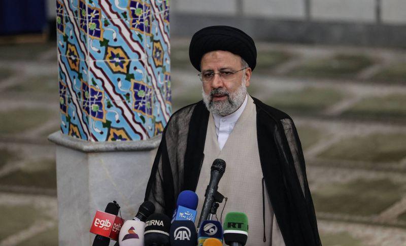 Iran - L'ultraconservateur Ebrahim Raïssi remporte la présidentielle