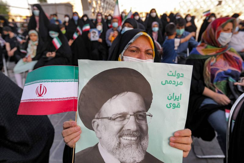 L'élection de Raïssi en Iran devrait susciter une