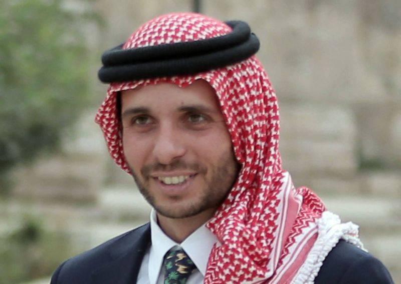 Le prince Hamza a cherché l'aide de Riyad pour renverser le roi, selon l'accusation