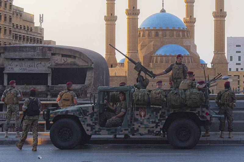Donor countries will convene Thursday to conjure support for the withering Lebanese Army